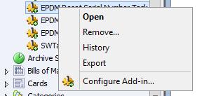 ConfigureAddin